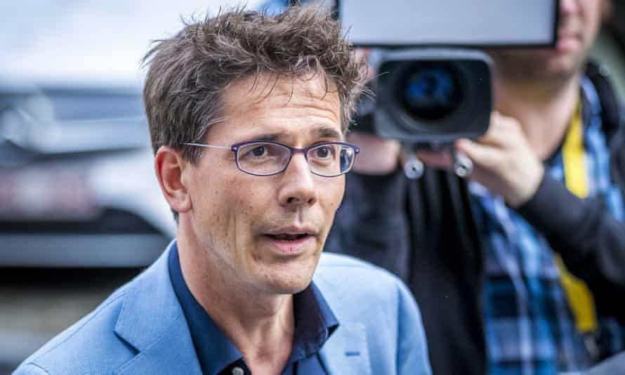 The Dutch MEP Bas Eickhout