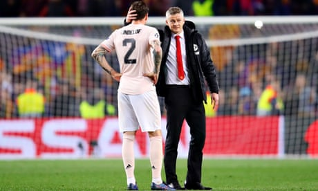 42da141b9 Messi magic and De Gea blunder ease Barcelona past Manchester United ...