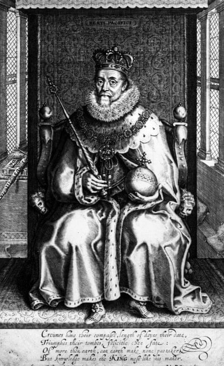 James I of England and VI of Scotland.