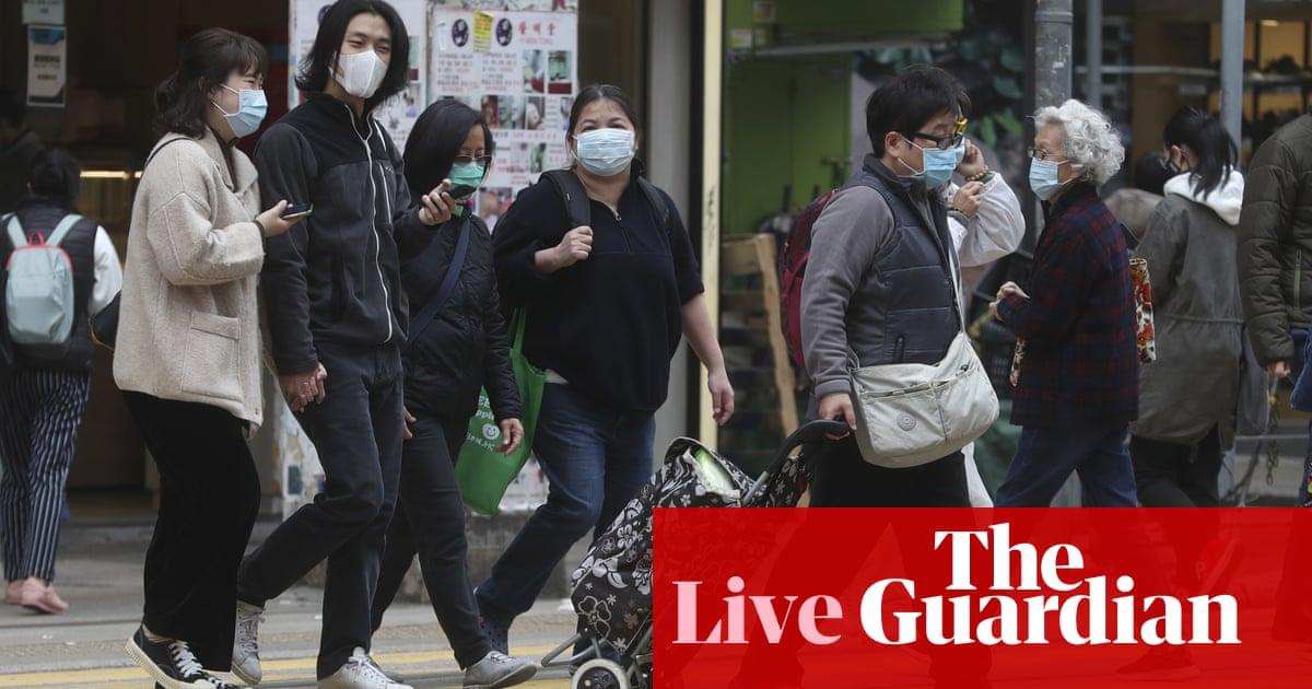 4227 - Hong Kong stocks slump 3% on coronavirus fears, but Apple results cheer traders - business live | Business