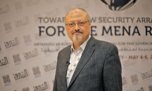 Saudi Arabia says Khashoggi died at Istanbul consulate<br>ISTANBUL, TURKEY - (ARCHIVE) : A file photo dated May 6, 2018 shows Prominent Saudi journalist Jamal Khashoggi in Istanbul, Turkey. Saudi journalist Jamal Khashoggi died after a brawl inside the Saudi consulate in Istanbul, Saudi Arabia announced Saturday. (Photo by Omar Shagaleh/Anadolu Agency/Getty Images)
