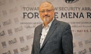 Journalist Jamal Khashoggi died at the Saudi consulate in Istanbul on 2 October.
