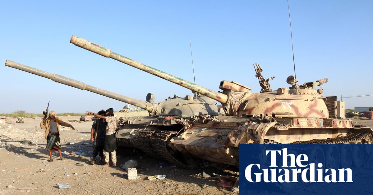 yemen conflict trump faces bipartisan move to end saudi support world news the guardian
