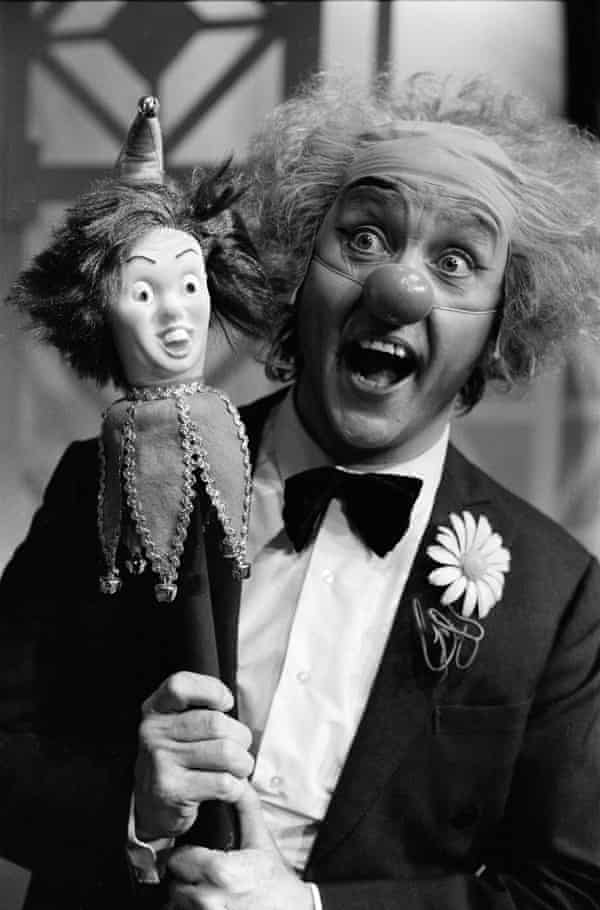 Ken Dodd opens his one-man show, Ha Ha, at the Playhouse in Liverpool in 1973.
