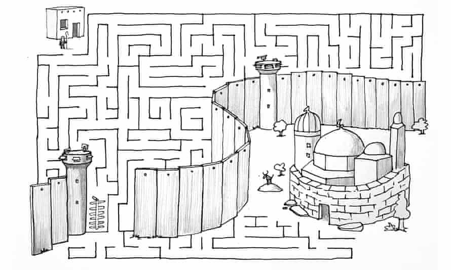 Maze by Banksy