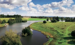 The serene sweep of Petworth, nestled in the South Downs, complete with 700-acre deer park