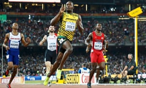 Usain Bolt will be one of the star attractions at this month's Games