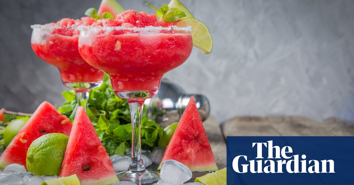 Get slushed! 10 delicious frozen cocktail recipes