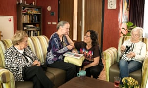 the   Hogeweyk dementia care village in the Netherlands,