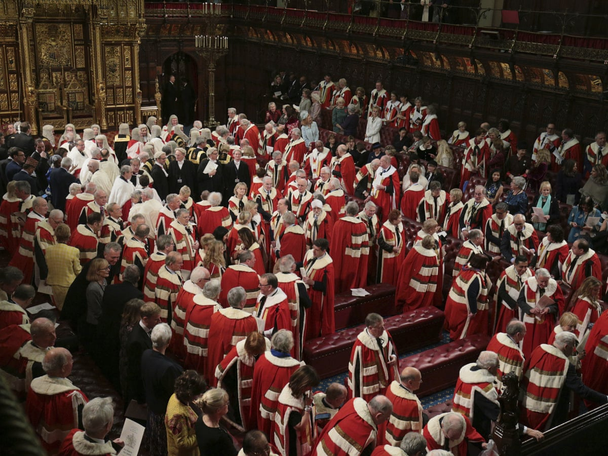 House Of Lords May Move Out Of London To Reconnect With Public