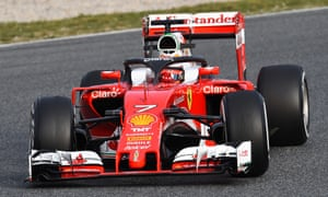 Lewis Hamilton has criticised the new Halo design feature tested by Kimi Raikkonen in Barcelona on Thursday.