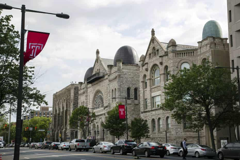 Temple University in Philadelphia, shut its campus for the rest of the semester after outbreaks popped up.