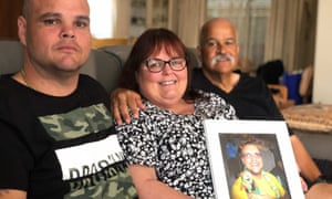 Victorian family Paul, Michelle and Jean Caliste, they are featured in Better off Dead season 2 episode 1, a podcast about voluntary assisted dying laws