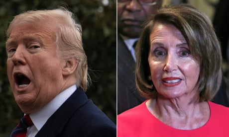 Nancy Pelosi is an alien species to Trump – and he has no idea what to do