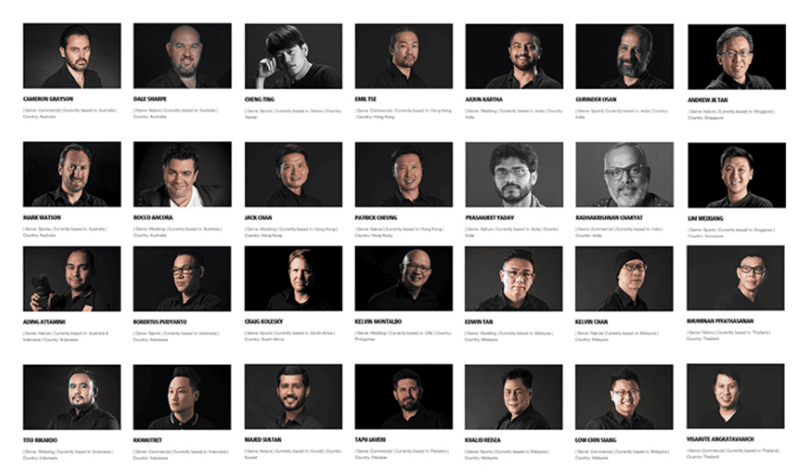 Sorely missing from Nikon's PR campaign: women.