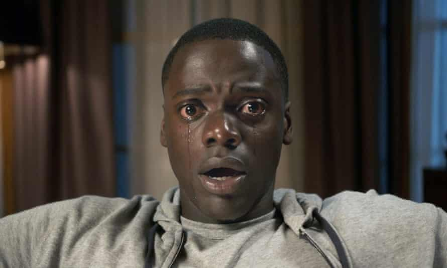 Chilling … Daniel Kaluuya in Get Out.