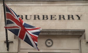 Burberry has been hit hard by the coronavirus crisis, Brexit and tax-free shopping issues.