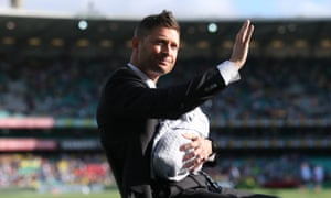 Michael Clarke retired from cricket in August last year, but is now revitalised and keen to return to action.
