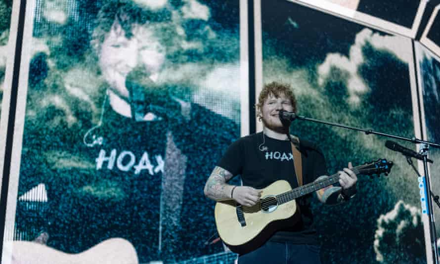 Ed Sheeran has cancelled his sold out show in St Louis, Missouri.