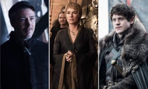 Baddies are suddenly thin on the ground in Westeros.