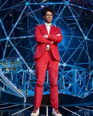Celebrity Crystal Maze: Christmas Special