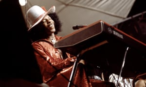 Sly Stone: his music still sounds startlingly current