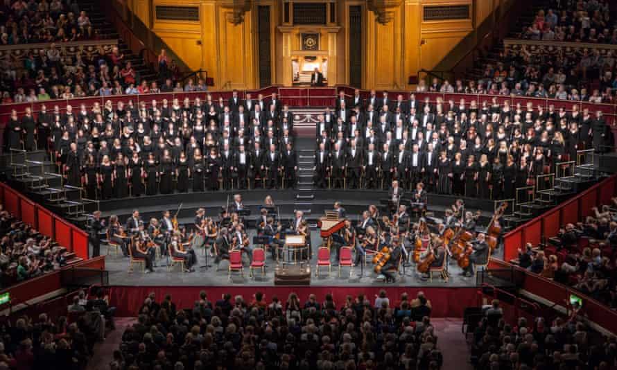 Royal Choral Society Messiah performance