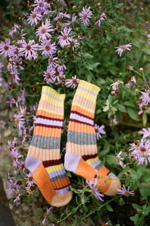 Northern exposure& Daughter has launched a Winter Market accessories and knitwear collection in collaboration with a Scottish-based community of hand-knitters, embroiderers, heritage mills and makers. 20% of all proceeds will go to Refuge which supports women and children suffering from domestic violence. From, £85, and-daughter.com