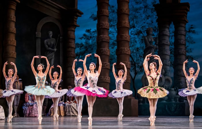 The Sleeping Beauty; Rambert Event review – total ballerina focus ...