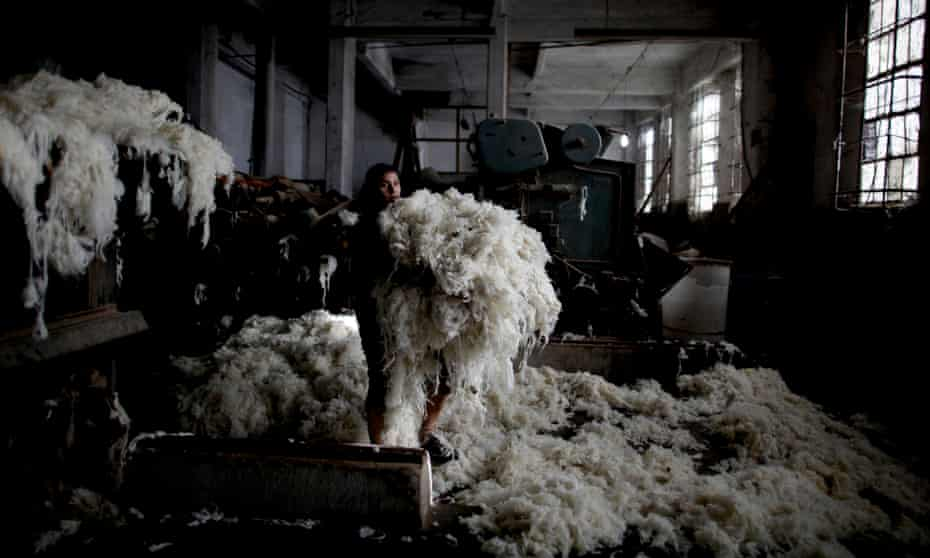 Workers took over the wool-cleaner plant in Buenos Aires and turned it into a cooperative in 2002.