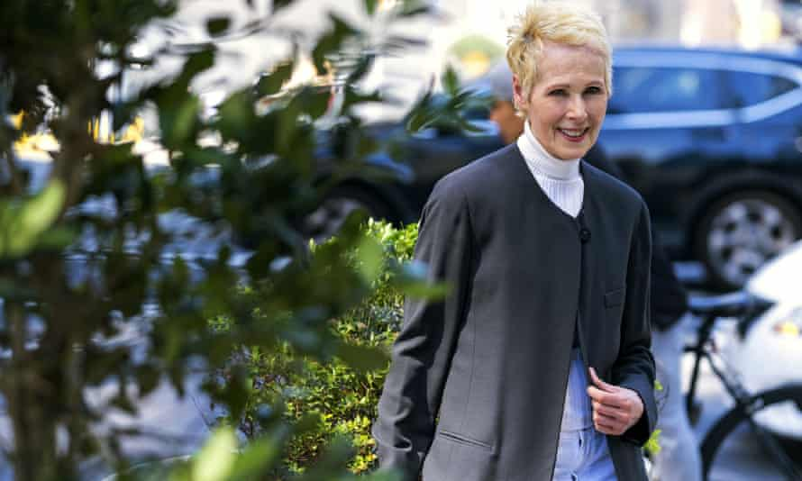 E Jean Carroll, a New York-based advice columnist, claims Donald Trump sexually assaulted her in a Bergdorf Goodman dressing room in the mid-1990s.
