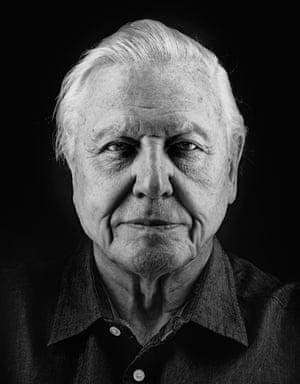 David Attenborough I, London, England, 2012
