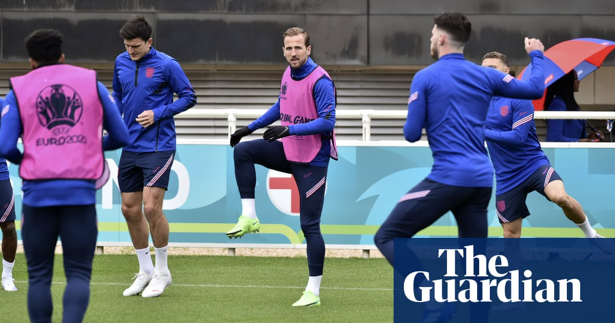 Harry Kane urges England to 'be free' and enjoy occasion against Germany