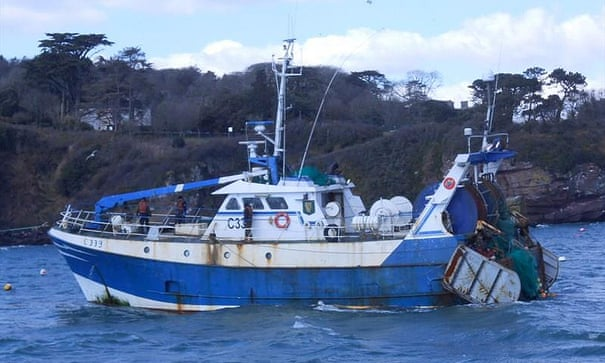 Revealed: trafficked migrant workers abused in Irish fishing