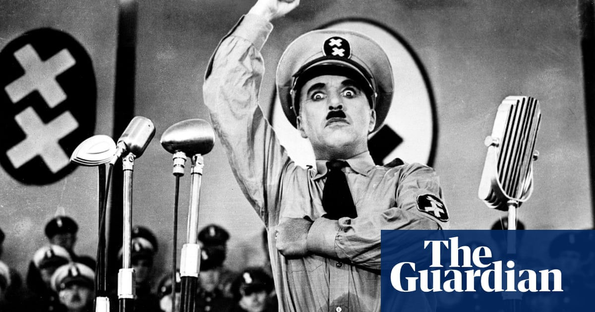 Charlie Chaplin films are returning to cinemas – the perfect tonic for today