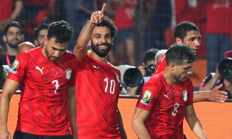 Egypt 2-0 DR Congo: Africa Cup of Nations 2019 – as it happened