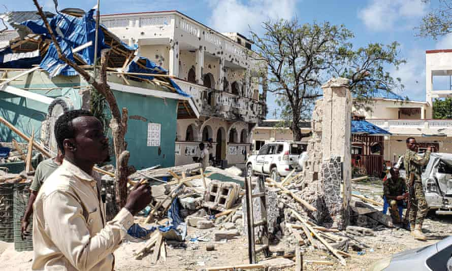 'Al-Shabaab is not just a terrorist group in the sense of a group that commits violence against civilians, it is also a local resistance movement against foreign interventionism.'