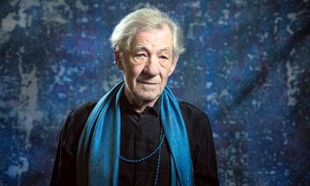 Sir Ian McKellen was just 31 when he first played Hamlet.
