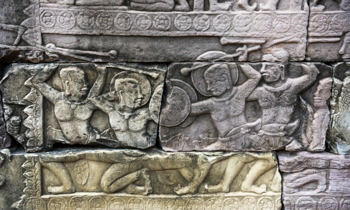 Revealed: Cambodia's vast medieval cities hidden beneath the