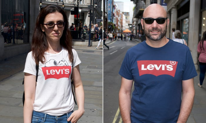 850713b4f476 Levi's T-shirts: why they were everywhere you looked this summer | Fashion  | The Guardian