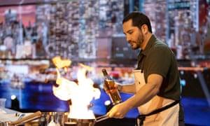 Ecuadorian chef Rodrigo Pacheco on The Final Table