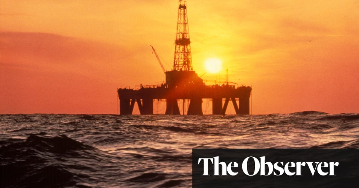 North Sea oil was battered by Covid, but now faces much deadlier waves