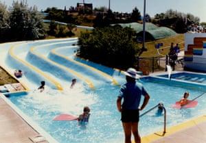 Children's Village in 1996.