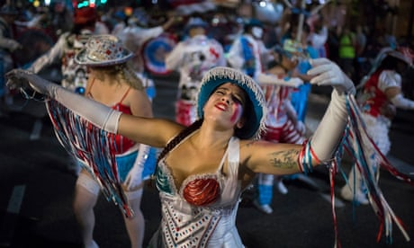 Forget tango: the murga of Buenos Aires is a riot of sequins and salvation