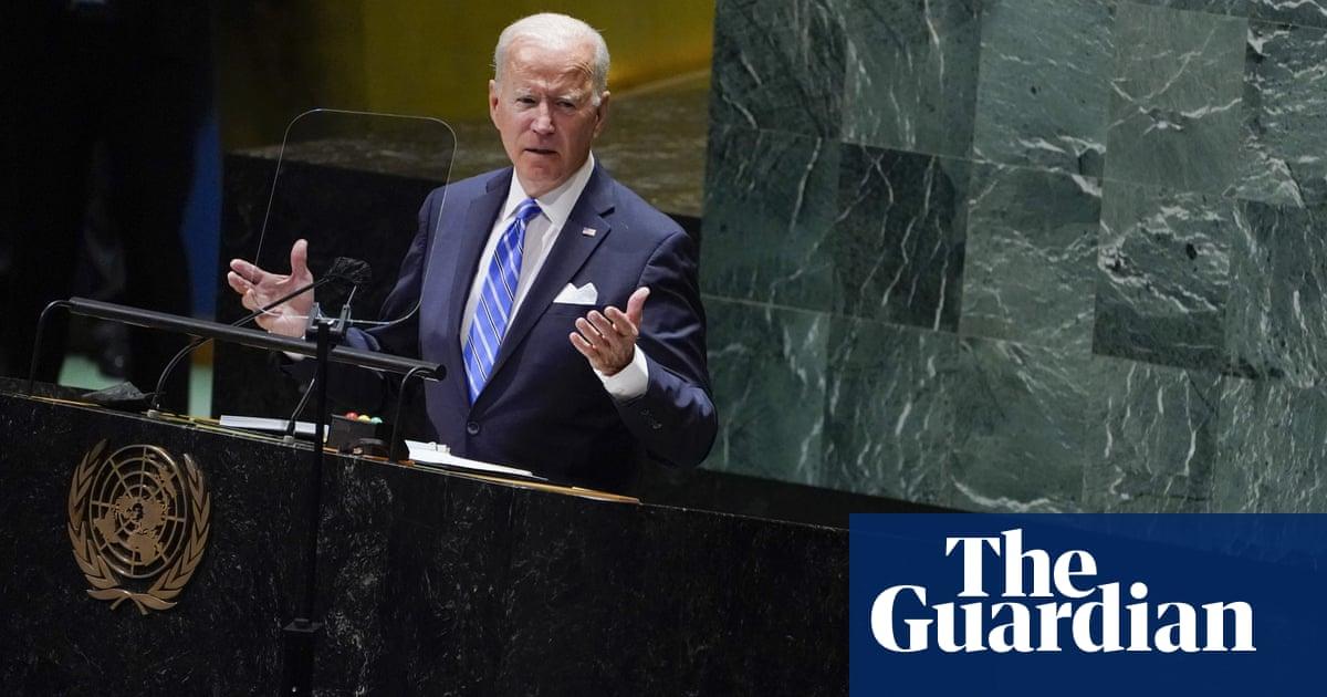 Joe Biden promises UN an end to 'relentless war' and the start of 'relentless diplomacy'