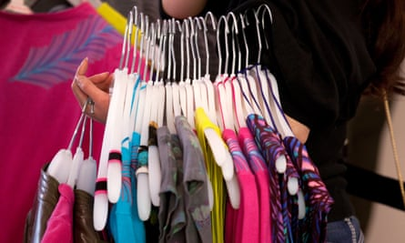 H&M is among the retailers that collect old garments in their stores for recycling.