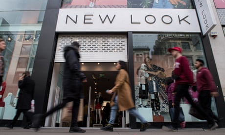 UK fashion sales slide as women spend on gym and restaurants
