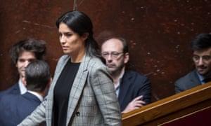 Cherbourg's MP, Sonia Krimi