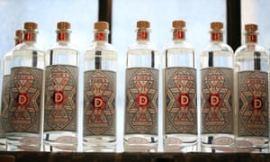 The number of gin distilleries in the UK has doubled since 2010.
