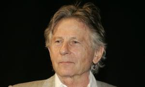 Roman Polanski pictured in 2008